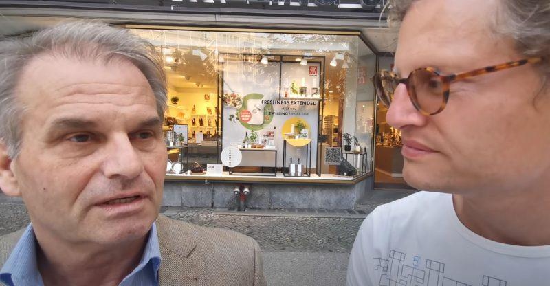 Exklusiv Billionen Klage gegen Drosten: Rechtsanwalt Dr. Reiner Fuellmich vom Corona Ausschuss